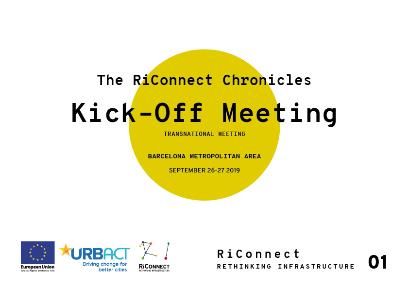 The RiConnect Chronicles 01 - cover