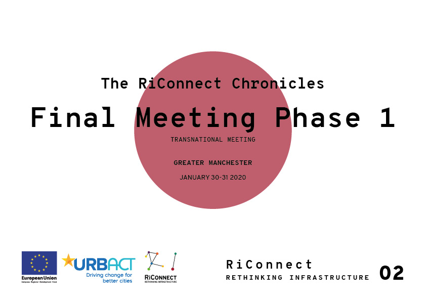The RiConnect Chronicles 02: Final Meeting Phase 1 - cover